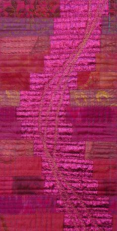 detail, Walking on the Right Side by Ineke van Unen-Wingelaar 2007.