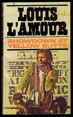 Louis L'Amour Westerns #7 - Showdown at Yellow Butte (1953)