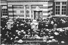 Radcliffe Public or Free Library was a library funded with a grant of £5000 by Andrew Carnegie the philanthropist. It was opened on the 19th October 1907 by Mr JR Ragdale.