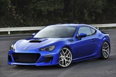 Subaru BRZ goodness