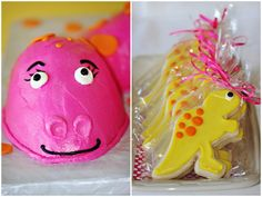 Dinosaur Birthday for girls! So adorable!