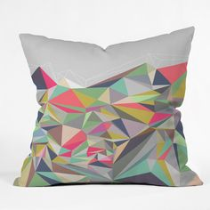 Mareike Boehmer Graphic 199 X Throw Pillow | DENY Designs Home Accessories