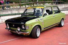 mostly cars, mostly alfas († Fiat 128, Fiat 124 Spider, Fiat Cars, Fiat Abarth, Mini Trucks, Small Cars, Old Cars, Motor Car, Custom Cars