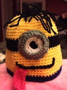 Minion hat $25