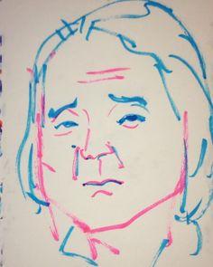 いいね!14件、コメント3件 ― @1mindrawのInstagramアカウント: 「#1mindraw #oshiimamoru #押井守 #moviedirector #映画監督 #機動警察パトレイバー #ghostintheshell #攻殻機動隊 #19510808…」