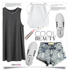 """Lovenewchic 20"" by amra-mak ❤ liked on Polyvore featuring adidas"