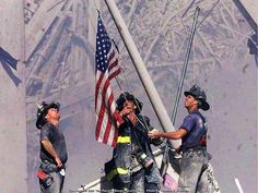 9/11/01. We will never forget.