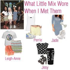 Nice Little Mix Outfits, Nice, How To Wear, Image, Fashion, Moda, Fashion Styles, Nice France, Fashion Illustrations