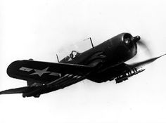 May 29, 1940: First flight of the Vought F4U Corsair