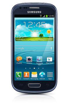 Samsung Galaxy S3 Mini http://www.contractphonescompare.co.uk/contract-phones/Samsung/Samsung-Galaxy-S3-Mini/Samsung-Galaxy-S3-Mini.php