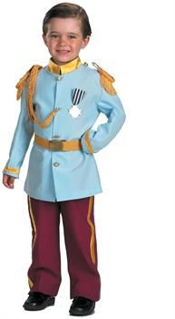 PartyBell.com - Disney Prince Charming Child Costume