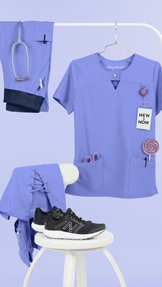 Move with ease throughout your shift in Easy Stretch by Butter-Soft Scrubs at Uniform Advantage. Shop for our exclusive flexible scrubs today! Cute Nursing Scrubs, Nursing Clothes, Medical Uniforms, Nursing Uniforms, Medical Scrubs, Nurse Scrubs, Yoga Scrub Pants, Stylish Scrubs, Scrubs Outfit