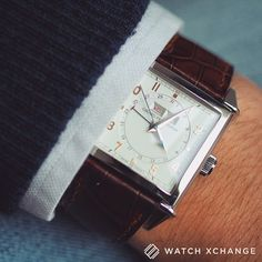 """c75feed4246 """"Good old times - Girard Perregaux Vintage 1945 Triple Calendar – Find it  now at"""
