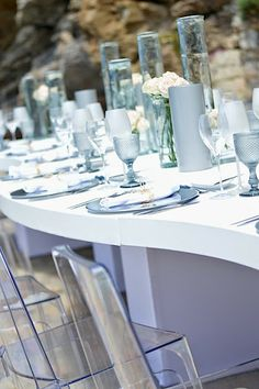 Arriba By The Sea - Wedding Venue in Portugal Wedding Venues Beach, Wedding Reception, Destination Wedding, Wedding Portugal, Wedding Abroad, Wedding Decorations, Table Decorations, Event Venues, Sunny Days