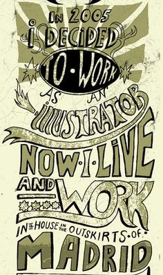 40 Beautiful Examples Of Hand Drawn Typography