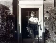 Cindy Sherman Film Still.  Credit Cindy Sherman for permanently blurring the line between fine art and photography. Follow Cindy Sherman Photography on Pinterest curated by Joseph K. Levene Fine Art, Ltd. | http://pinterest.com/jklfa/cindy-sherman-photography/
