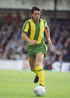 John Trewick of West Brom in West Bromwich Albion Fc, Football Shirts, Premier League, Kicks, Soccer, Running, Shorts, Terrace, 1980s