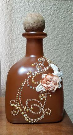 Patron bottle