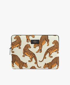 info for b4388 44fa0 Trouva  Wouf Leopard Laptop Case Laptop Case, Laptop Covers, Laptop  Sleeves, Stationery