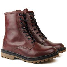 Coturno Black Boots Wd 4068 Rubi - BlackBoots
