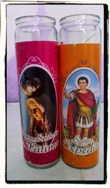 candele santi cattolici 7 giorni