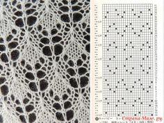 Перфокарты ажур: Фото альбомы - Страна Мам Knitting Machine Patterns, Sweater Knitting Patterns, Knitting Charts, Knitting Stitches, Blue Nose Friends, Card Patterns, Shibori, Weaving, Stitching