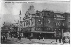 Darlington Parkgate 1903