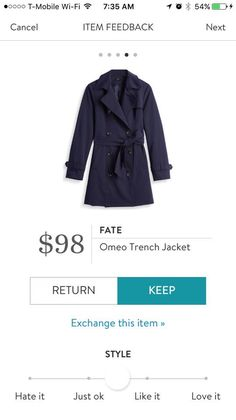 I like the look of this jacket because it looks comfortable and stylish. It has long length and long sleeves.