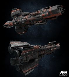 MCRN Donnager by AEdwardBaker on DeviantArt