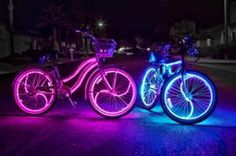 I found 'The Brite Bike' on Wish, check it out!