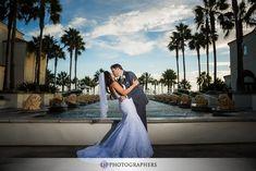 Hyatt Huntington Beach Wedding | Jennifer & Matt