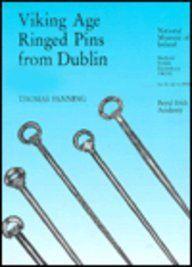 Viking ring headed pin