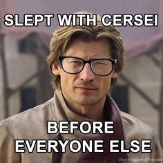 Hipster Jaime    Game of Thrones