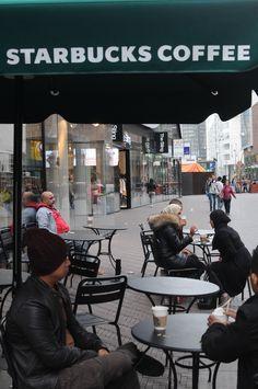 Starbucks Grote Marktstraat Starbucks Coffee, Starbox Coffee