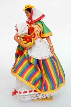 Spain Marin Chiclana Doll Tenerife