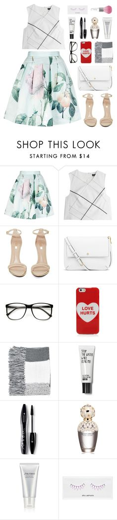 """you are not the kind of boys who should be marrying the wrong girl"" by bestraan ❤ liked on Polyvore featuring Ted Baker, Proenza Schouler, Jeffrey Campbell, Tory Burch, Marc Jacobs, Topshop, Lancôme, Shiseido, shu uemura and Guerlain"