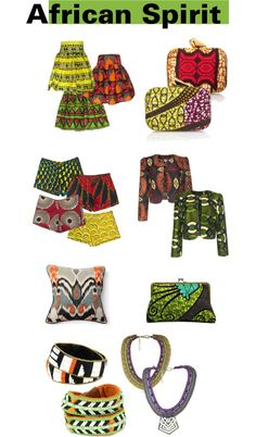 """African Spirir"" by streetstyle on Polyvore"