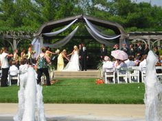 Fountain Garden Ceremony | Klehm Arboretum U0026 Botanic Garden