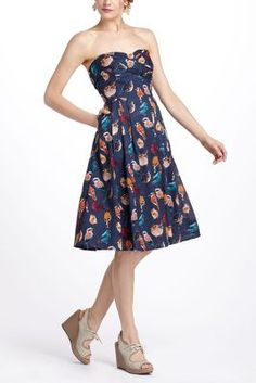 c40e9d7bd6b7 Native Birds Dress- anthropologie Pretty Outfits, Bird Dress, So Love, What  To