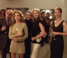 """Vogue Italia on Instagram: """"Rumours say that #SexAndTheCity might come back with new episodes including part of the original cast, specifically Carrie, Miranda and…"""" Sarah Jessica Parker, Kristin Davis, Carrie Bradshaw, Manolo Blahnik, Willie Garson, Cities In Los Angeles, Chris Noth, Kim Cattrall, Samantha Jones"""