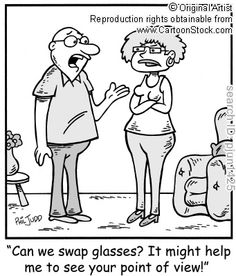 Optometry funny cartoons from CartoonStock directory - the world's largest on-line collection of cartoons and comics. Office Humor, Work Humor, Funny Cartoons, Funny Comics, Eye Jokes, Optometry Humor, Surgery Humor, Old Lady Humor, Eye Facts