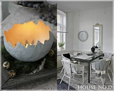House No.12: Eine Lichtschale & weitere Einblicke...