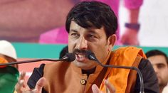 "The BJP national leadership today intervened and instructed its Delhi unit chief Manoj Tiwari and Union minister Vijay Goel to sink their ""differences"" in"