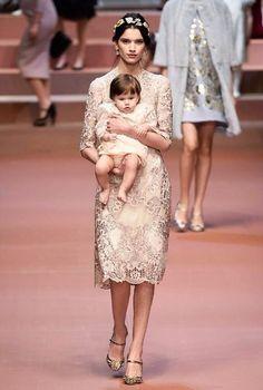 Milan Fashion Week: Dolce & Gabbana Autumn/Winter 15