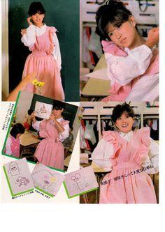 Japan Fashion, 80s Fashion, Cute Fashion, Vintage Fashion, Fashion Outfits, Pretty Baby Movie, Asian Woman, Asian Girl, Asian Photography
