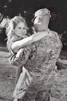 Deployment shoot...Operation Cherish Photography.