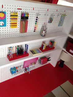 Kids art center 2 DIY - Aubrey's