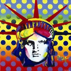 Peter Max Posters | Charitybuzz | A Private Tour of Peter Max's Art Studio in New York ...