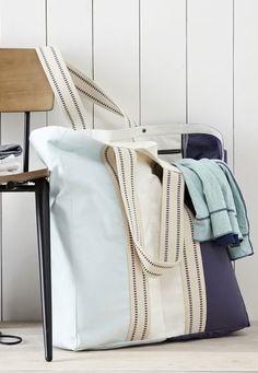 cute navy laundry bag http://rstyle.me/n/vzyqvr9te