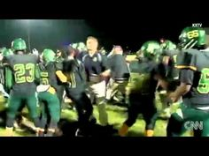 HS football match ends in brawl
